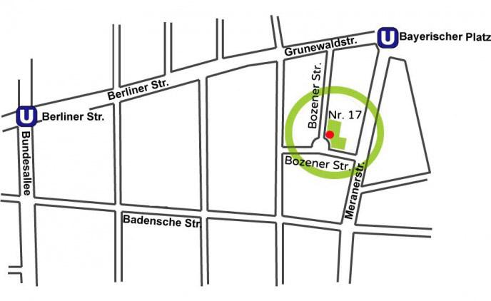Stadtplan-Bozener-Str
